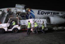 Photo of وزيرة الصحة: استقبال مليون و 500 ألف جرعة من لقاح استرازينيكا بمطار القاهرة الدولي